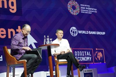 Terungkap Keberadaan Miliarder Jack Ma Selama Menghilang