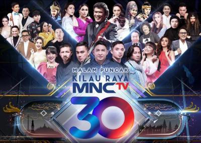 Saksikan Konser Spesial Malam Puncak 'Kilau Raya MNCTV 30' Malam Ini
