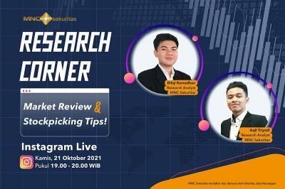 Tips Jitu Screening dan Pilih Saham, Simak IG Live MNC Sekuritas Malam Ini Pukul 19.00!