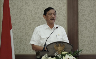 Revisi Aturan, Presiden Jokowi Tunjuk Luhut Jadi Ketua Penyelenggara Acara Presidensi G20
