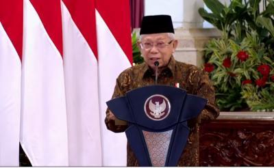 Wapres Minta Hati-Hati meski Ekonomi Indonesia Mulai Pulih, Ada Apa?