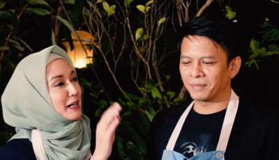 Kawal Dina Lorenza dan Ariel NOAH Sampai Halal, Netizen: Mukanya Udah Ngajakin ke Pelaminan