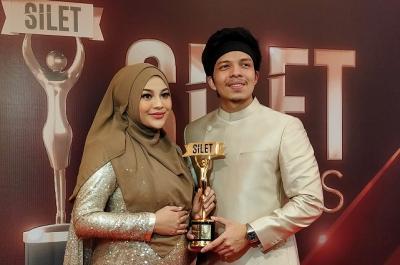 Atta Halilintar dan Aurel Hermansyah Anggap Kemenangan di Silet Awards 2021 Berkah untuk Anak