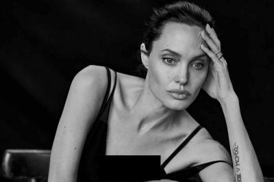 Angelina Jolie Jalani Isolasi setelah Kontak dengan Pasien COVID-19