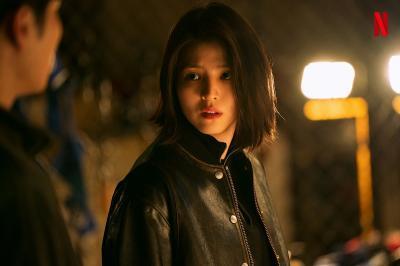 Han So Hee Beberkan Kisah di Balik Adegan Ranjang Drama My Name