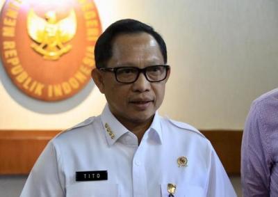 Tito Karnavian Lantik Kepala Baintelkam Polri Jadi Pejabat Badan Nasional Pengelola Perbatasan