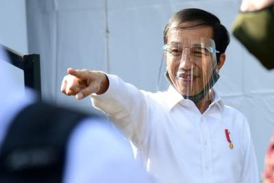 Resmikan Pabrik Biodiesel, Jokowi: Saya Berkomitmen Tinggalkan Energi Fosil