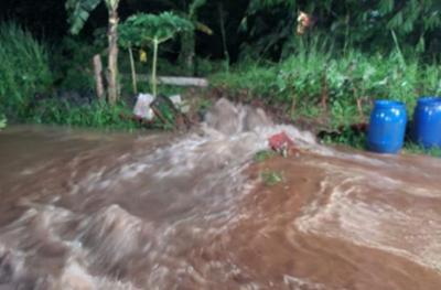 Tanggul Sungai Kemuning Jebol, 112 rumah Terendam Banjir di Bogor