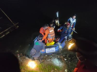 Tenggelam di Danau Kedaton Tangerang, Jasad Slamet Ditemukan di Kedalaman 6 Meter