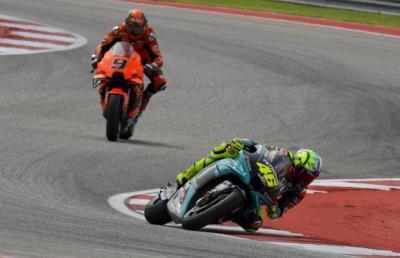 Jadwal MotoGP Hari Ini: Tak Rela Lihat Quartararo Rayakan Juara MotoGP 2021 di Misano, Valentino Rossi Bantu Bagnaia?
