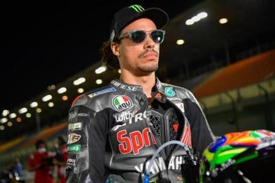 Jelang MotoGP Emilia Romagna 2021, Franco Morbidelli Ungkap Kondisi Lututnya yang Cedera
