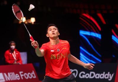Hasil Denmark Open 2021: Jonatan Christie Terus Melaju, Pramudya Yeremia Disingkirkan Tuan Rumah