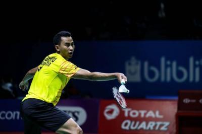 Hasil Denmark Open 2021: Tommy Sugiarto Tembus Perempatfinal Usai Kalahkan Wakil Prancis