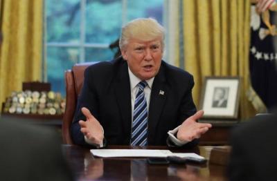 Saingi Facebook dan Twitter, Donald Trump Bikin TRUTH Social