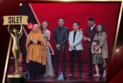 Daftar Lengkap Pemenang Silet Awards 2021, Ikatan Cinta Boyong Piala
