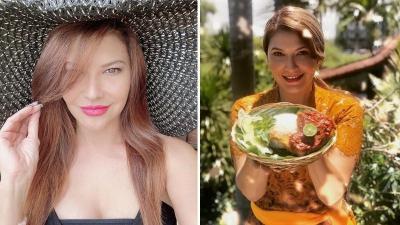 5 Potret Tamara Bleszynski yang Pesonanya Tak Memudar di Usia 46