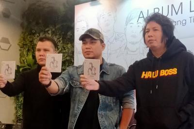 Armada Angkat Keberagaman Indonesia dalam Album 'Kita Bersaudara'