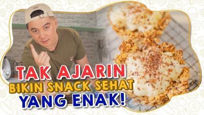 Intip Resep Snack Banana Yoghurt Oats ala Chef Arnold Poernomo