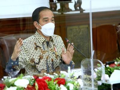 Presiden Jokowi: Santri Bukan Lagi Cari Kerja tapi Jadi Pengusaha