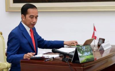 Hari Santri 2021, Presiden Jokowi Ingin Lulusan Pondok Pesantren Jadi Pengusaha Sukses