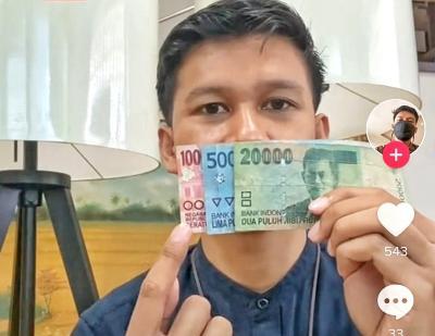 3 Simbol Squid Game Ada di Uang Rupiah, Artinya Sama?