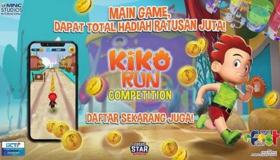 MNC e-Fest 2021: Ikuti Kiko Run Competition Berhadiah Ratusan Juta Rupiah, Daftar di Sini!