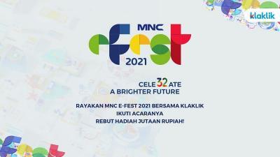 MNC e-Fest 2021: Meet & Greet Artis Ikatan Cinta di Aplikasi Klaklik, Cek di Sini!