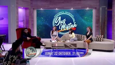 Cerita Dinar Candy dan Maria Vania Hadapi Godaan di Dunia Entertain, Selengkapnya di Ngobrol Bareng Gus Miftah