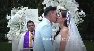 Sah! Jessica Iskandar Resmi Menikah dengan Vincent Verhaag