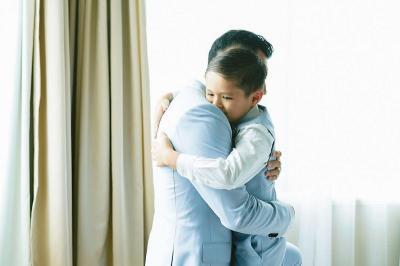 Momen El Barack Peluk Vincent Verhaag sebelum Pernikahan Buat Netizen Terharu