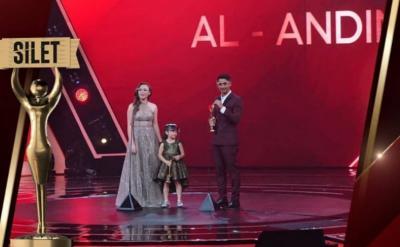 Ikatan Cinta, Atta-Aurel Raih Penghargaan di Silet Awards 2021