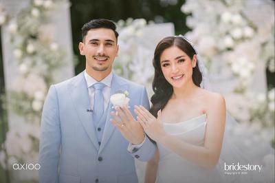 Jessica Iskandar Ungkap Alasan Mau Dinikahi Vincent Verhaag