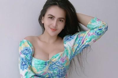 Dianna Dee Starlight Umbar Body Montok, Netizen Tebak-tebakan Ukuran Dada