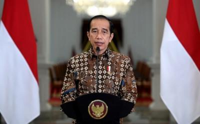 Presiden Jokowi Teken PP Lelang Benda Sitaan KPK