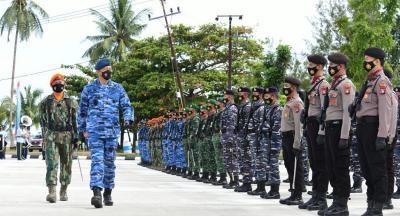 Pasukan Baret Jingga hingga Skadron Tempur Jaga Langit Nusantara di Natuna