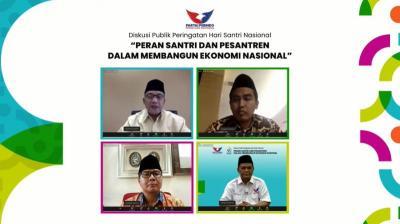 Wasekjen PBNU: Partai Perindo Harus Menjadi Pilihan Masyarakat Santri
