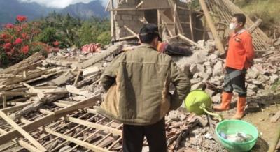 BMKG Ungkap Penyebab Banyak Bangunan Rusak Saat Gempa Bali