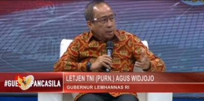 Gubernur Lemhanas: Antusiasme Peserta JGF V Berikan Dampak Baik Bagi Peradaban