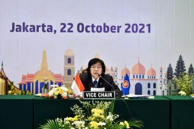 Menteri LHK: Patahkan Prediksi, Indonesia Berhasil Cegah Bencana Asap Karhutla