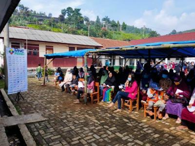 Warga Bogor ke MNC Peduli: Terima Kasih Sudah Menggelar Vaksin Covid-19