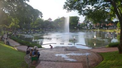 PPKM Level 2, Enam Taman Kota di Jakbar Dibuka Besok