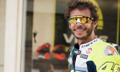 MotoGP Emilia Romagna, Valentino Rossi Penuh Emosional Tatap Balapan Terakhir di Misano