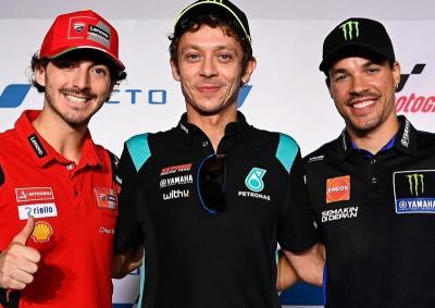 Jadwal MotoGP Hari Ini: Francesco Bagnaia dan Valentino Rossi Berpotensi Menggila di Latihan Bebas Emilia Romagna, Bagaimana Marc Marquez?