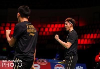 Hasil 16 Besar Denmark Open 2021: Fajar Alfian Rian Ardianto dan Greysia Polii Apriyani Rahayu Melaju Mulus ke Perempatfinal