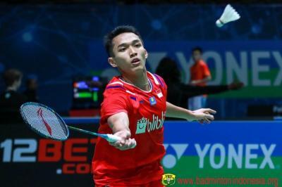 Jadwal Wakil Indonesia di Perempatfinal Denmark Open Hari Ini: Jonatan Christie Lawan Kento Momota, Fajar Rian Ditantang Ganda Malaysia