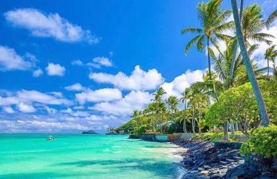 November, Hawaii Buka Pintu bagi Pelancong Divaksinasi Covid-19