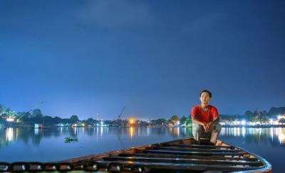 Berwisata Alam Sambil Belajar Membatik, Yuk Maik ke Danau Sipin