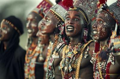 Mengenal Festival Gerewol, Lomba Ketampanan demi Rebut Istri Orang