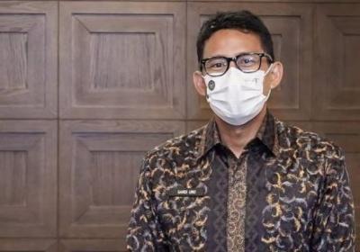 Kasus Covid-19 Melandai, Sandiaga Uno Ajak Tenaga Kesehatan Staycation