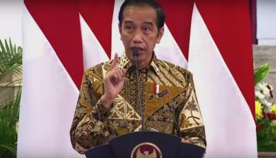 Presiden Jokowi Minta LADI Direformasi Total Buntut Sanksi dari WADA